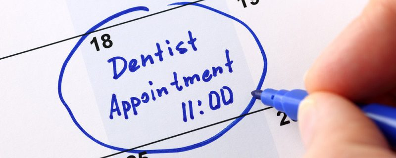 Making a Dental Appointment During Covid-19
