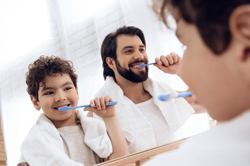 Teaching Your Child Good Oral Habits
