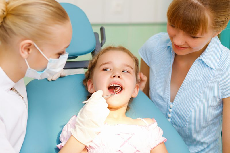 Root Canal Treatment for Children